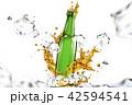 お酒 アルコール ビールのイラスト 42594541