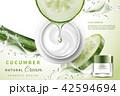 広告 化粧 化粧品のイラスト 42594694