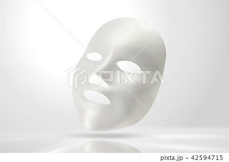 Facial mask mockup 42594715