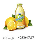 Natural lemonade juice 42594787