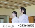 スポーツ 大学生 高校生の写真 42594955
