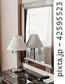インテリア デスク ランプの写真 42595523