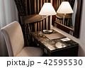 家具 インテリア デスクの写真 42595530