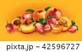 アプリコット アンズ 杏のイラスト 42596727