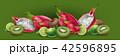 くだもの フルーツ 実のイラスト 42596895