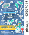 外科 手術 手術中のイラスト 42597046