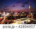風景 夕景 名古屋の写真 42604057