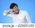 男性 ビジネスマン 会社員の写真 42605190