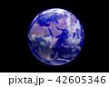 地球のCGイラストレーション 42605346