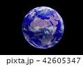 地球のCGイラストレーション 42605347