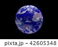 地球のCGイラストレーション 42605348