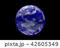 地球のCGイラストレーション 42605349