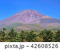 風景 富士山 山の写真 42608526