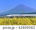 風景 富士山 山の写真 42609362