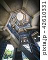 天文台の螺旋階段 42610331