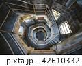 天文台の螺旋階段 42610332