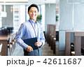 ビジネスマン ビジネス オフィスの写真 42611687