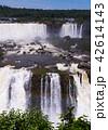 ブラジル イグアス 滝の写真 42614143
