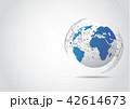 テクノロジー 抽象 ネットワークのイラスト 42614673