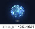テクノロジー 抽象 ネットワークのイラスト 42614684