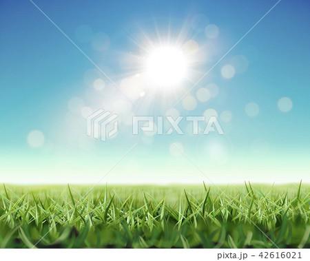 Refreshing nature background 42616021