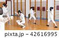フェンシング 剣士 剣客の写真 42616995