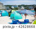 ビーチ 旅行 プールの写真 42628668