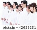 サイエンス 科学者 医者 科学 チーム 大人数 研究 女性 男性 42629251