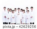 サイエンス 科学者 医者 科学 チーム 大人数 研究 女性 男性 42629256