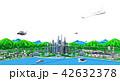 スマート社会1白バック1 42632378