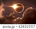 Total eclipse of the Sun 42632557