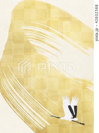 金箔と和紙 42632568