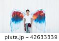 天使 羽 男性 42633339