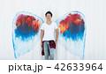 天使 羽 男性 42633964