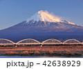 富士山 世界文化遺産 水管橋の写真 42638929