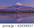富士山 世界文化遺産 水管橋の写真 42638937