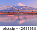 富士山 世界文化遺産 水管橋の写真 42638938
