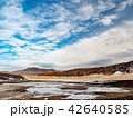 阿蘇山 草千里ヶ浜 阿蘇中岳の写真 42640585