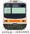 武蔵野線205系(初期投入車) 42643003