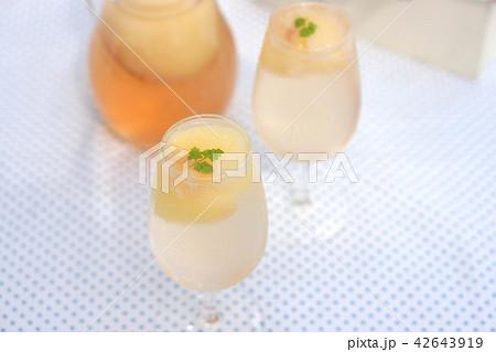 ピーチな炭酸・桃のシャンパン 42643919