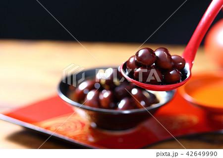黒豆の葡萄煮 42649990