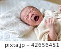 泣く新生児 42656451