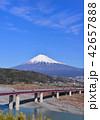 東名と富士山-6669 42657888