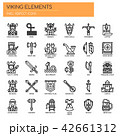 Viking Elements ,  Pixel Perfect Icons 42661312