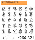Christian Elements ,c Pixel Perfect Icons 42661321