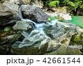 安居渓谷 仁淀水系 仁淀川の写真 42661544