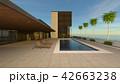 プール付き住宅 42663238