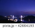 女神大橋と夜空 42664193