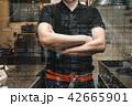 店 店員 顔なしの写真 42665901