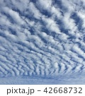うろこ雲 42668732